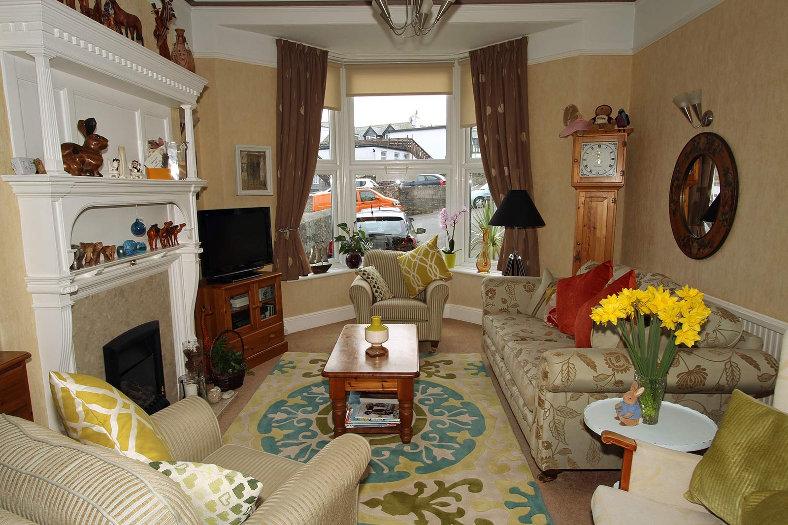 We Are Close To The Award Winning Beaches, The Town And The All Important  Transport Links. An Excellent Place To Stay In St. Ives, Cornwall. Part 47
